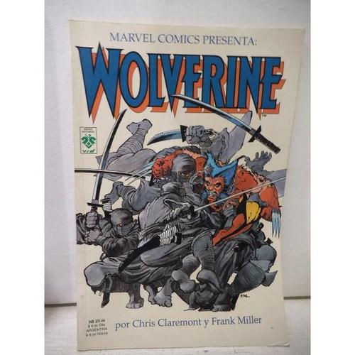 Wolverine X-men Editorial Vid