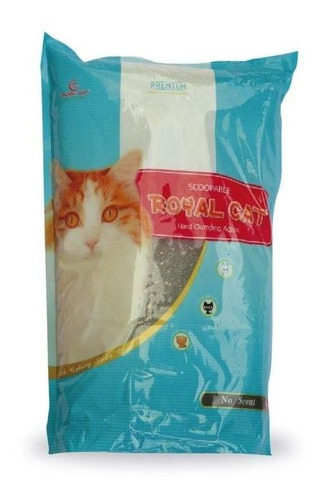 Arena Royal Cat Scoopable 10kg Sin Aroma