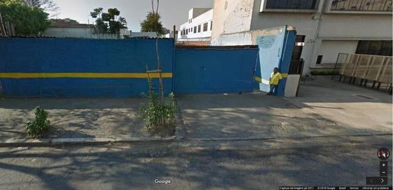 Terreno Em Cambuci, São Paulo/sp De 0m² À Venda Por R$ 3.150.000,00 - Te236898