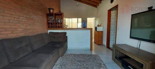 Casa Com 3 Dormitórios À Venda, 140 M² Por R$ 620.000,00 - Vila Dainese - Americana/sp - Ca0577