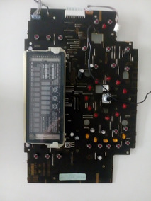 Placa Frontal Com Display Sony Hcd-gn660