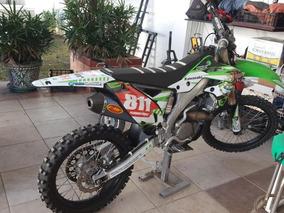 Kawasaki Kx250f 2013 45 Horas