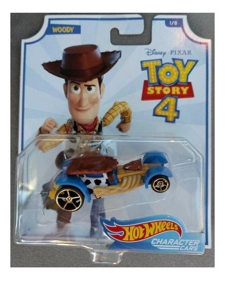 Hot Wheels Toy Story 2019 - Woody (lançamento)
