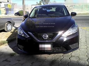 Nissan Sentra 1.8 Sense 2017 Automatico 4 Cil*hay Credito