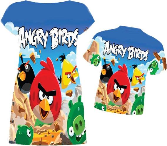 Vestido Adulto + Blusa Adulto - Angry B 2