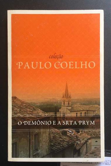 Livro O Demônio E A Srta Prym Paulo Coelho