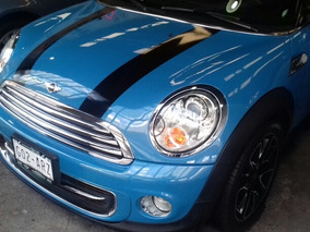 Mini Cooper 1.6 Bayswer At 2013 Autos Y Camionetas