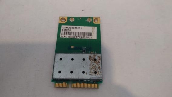 Placas De Red Acer Kav60 - Eysd Informatica Lanús
