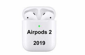 AirPods 2 2019 Com Wi-fi Wireless Charger