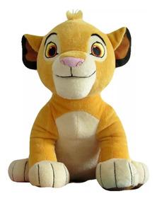 Simba O Rei Leão Pelúcia Pronta Entrega Lion King