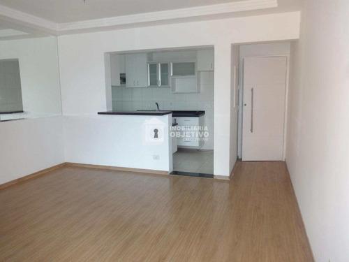 Apartamento Com 3 Dorms, Portal Do Morumbi, São Paulo - R$ 430 Mil, Cod: 3304 - V3304