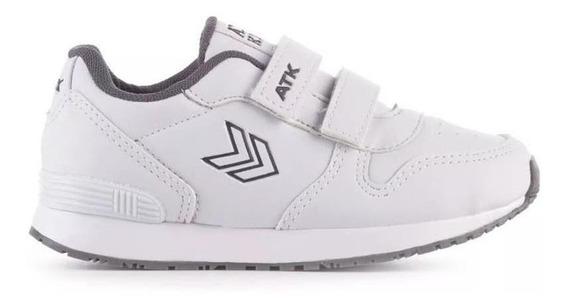 Zapatilla Atomik Footwear Casual Velcro Colu