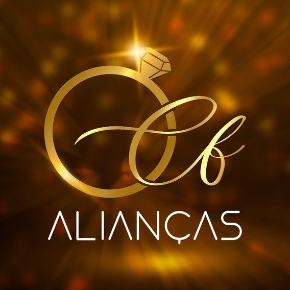 Alianças , Prata E Ouro 18 Quilates