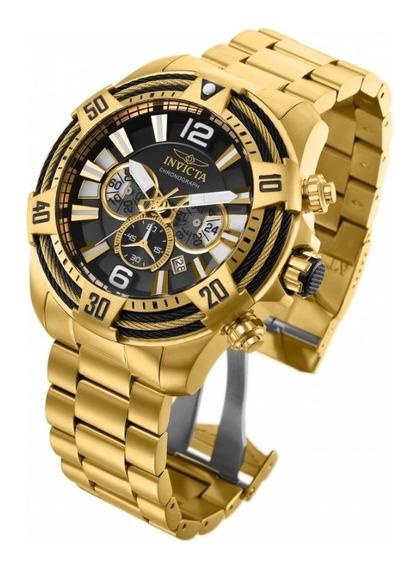 Relógio Invicta Bolt Vortex 27266 Lançamento Brinde Maleta