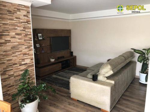 Apartamento Com 3 Dormitórios À Venda, 71 M² Por R$ 439.900,00 - Vila Carrão - São Paulo/sp - Ap0800