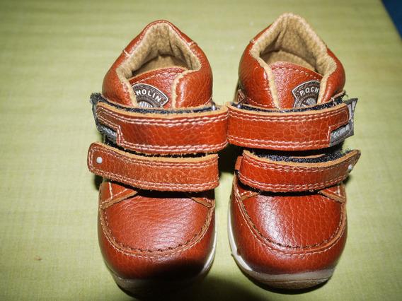Zapatos Pocholin Para Niños Remate 20 Mil