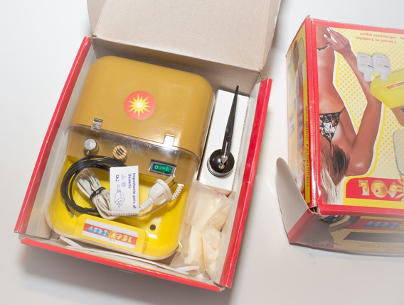 Equipo Compresor + Aerógrafo Para Bronceado Sin Sol