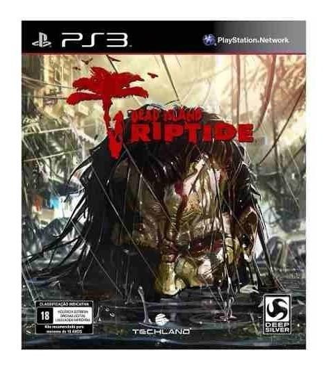 Dead Island Riptide - Ps3 - Novo - Mídia Física - Lacrado