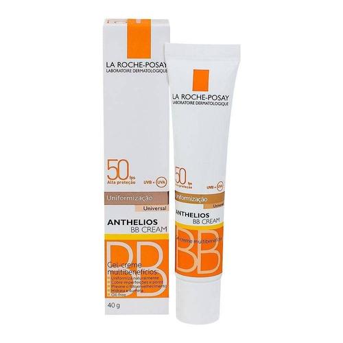 Imagem 1 de 1 de Bb Cream Anthelios Uniformização Universal Fps50 - 40g