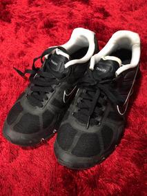 Nike Shox 34 Preto E Branco