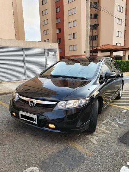 Honda Civic Exs 1.8 2008/2008 Flex