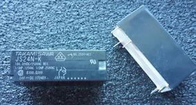 Rele Fujitsu Js24n-k / Js-24n-k / Spdt 10a 24vdc / 2350 Ohm