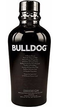 Gin Bulldog London Dry 750ml 100% Original