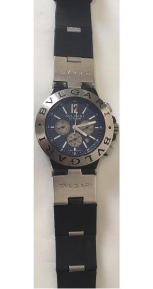 Relógio Bvlgari Titanium