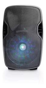 Caixa De Som Bluetooth 500w Fm + Microfone S Fio Sp263