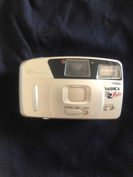 Câmera Fotográfica Analogica