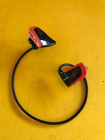 Sony Com Memoria Interna 2gb Walkman Nwz-w262