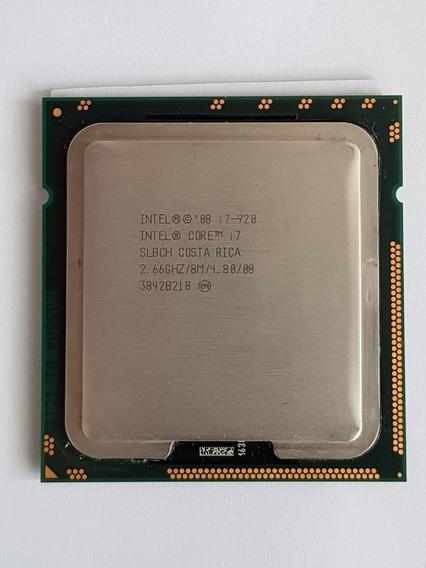 Processador Cpu Intel Core I7-920 2.66 Ghz Lga1366