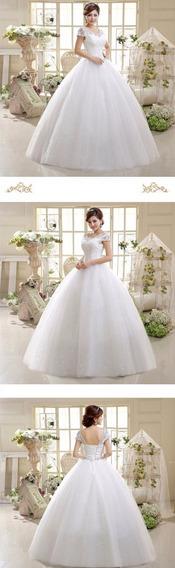 Vestido De Casamento De Noiva 2019