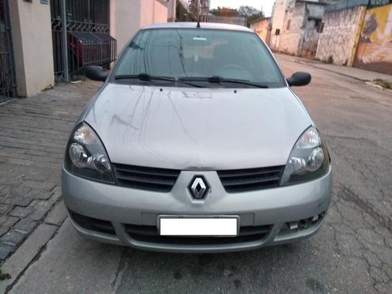 Renault Clio 1.0 16v Hi-flex Campus 5p