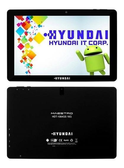 Tablet Hyundai Maestro Tab Hdt-1064gs 10.1 Wi-fi 16gb