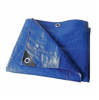 Lona Azul 3m X 3.6m Wf6012 Wolfox