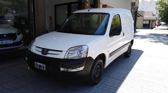 Peugeot Partner Presence Aa 1.4l Buen Estado!! Financio!!