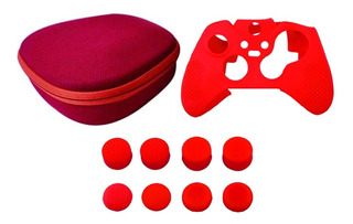 Accesorios Xbox One Grips Funda Protectora Silicon Estuche