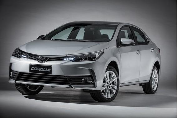 Toyota Corolla 2.0 16v Xei Flex S 4p 2019