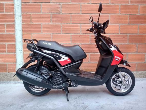 Yamaha Bwis X 2013 Negra