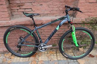 Bicicleta Moove Orfeo 29 21v Disco Oferta Planet Cycle