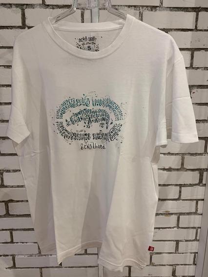 Camiseta Ecko Masculino Branco