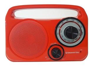 Radio Daihatsu D-rp400 Dual Am /fm C/garantía Blanco