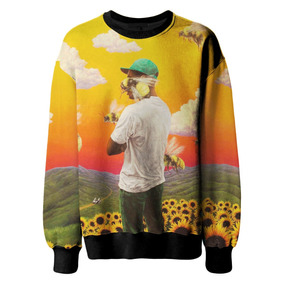 Casaco Blusa Moletom Unissex Odd Future Tyler The Creator Mt