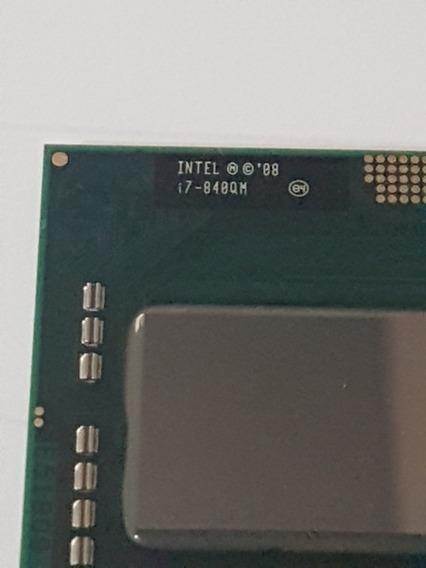 Processador Notebook Intel Core I7 840qm