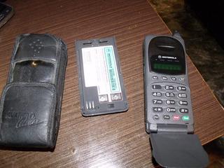Celular Motorola Star Tac