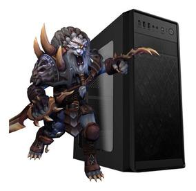 Computador Gamer Amd A4 4000 3.0 Ghz 4gb Radeon 8470d 1tb