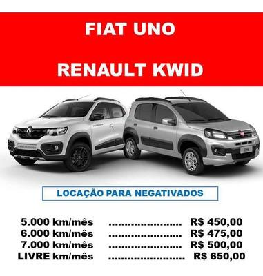 Aluguel Carros Para Motoristas Uber, Locacao Veiculos Uber,