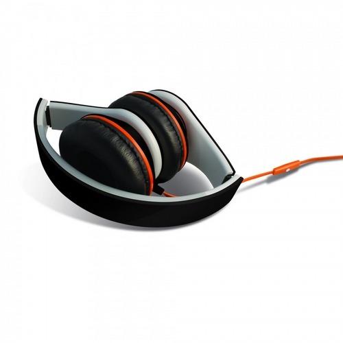 Fone De Ouvido Headphone Over Ear Sense - Dobrável Microfone