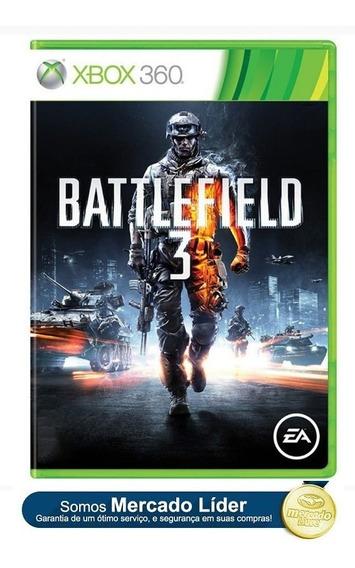 Battlefield 3 Xbox 360 Original